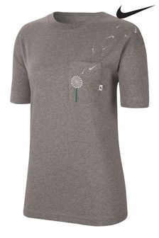 Nike NSW T-Shirt, Grau