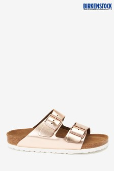 Birkenstock® Metallic Arizona Sandals