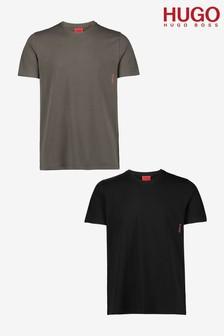 HUGO Green Twin Pack T-Shirts