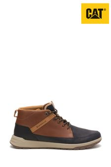 CAT® Lifestyle Brown Quest Mid Hi-Top Shoes