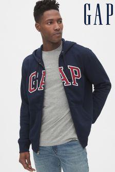 Gap Blue Logo Hoody