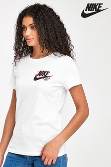 Nike White NSW T-Shirt