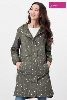 Joules Green Waybridge Waterproof Raincoat