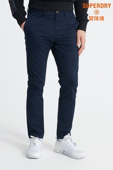 Superdry Navy Edit Chinos