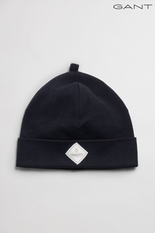 GANT Baby Lock Up Organic Cotton Beanie