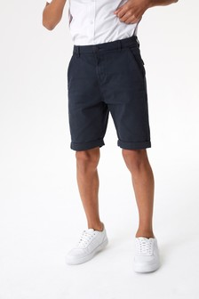 Longline Chino Shorts (3-16yrs)