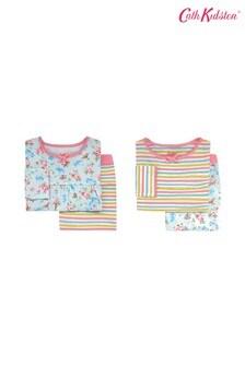 Detské džersejové pyžamo s potlačou vtáčika 2 ks, Cath Kidston®