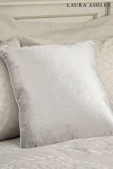 Silver Nigella Cushion