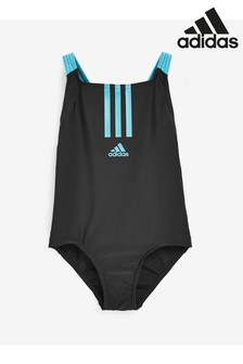 adidas 3 Stripe Swimsuit