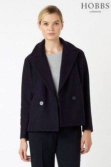 Hobbs Blue Macey Coat