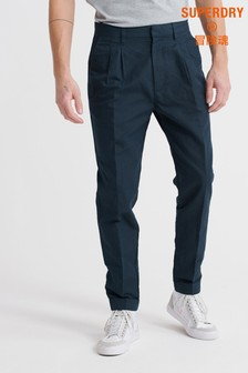 Superdry Blue Edit Chinos