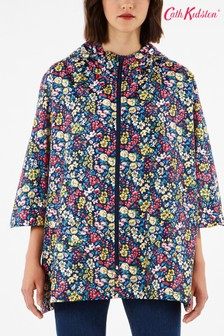 Cath Kidston® Blue Flower Meadow Cape