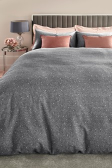 Celestial Gem Duvet Cover And Pillowcase Set