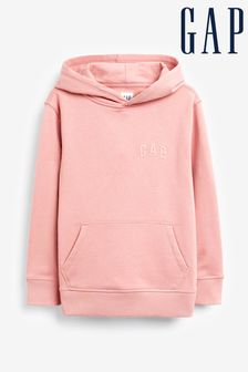 Gap Boys Pink Logo Hoody