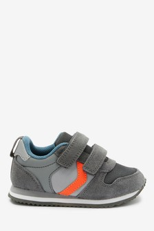 Double Strap Trainers (Younger)