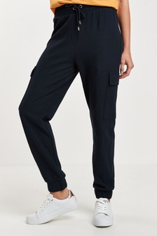 Jersey Cargo Trousers
