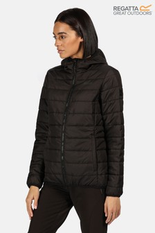 Regatta Black Women's Helfa Baffle Jacket