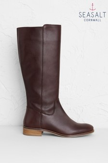 Seasalt Brown Red River Boots