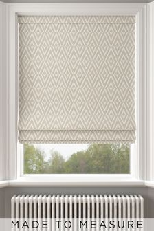 Nina Ochre Yellow Made To Measure Roman Blind