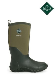Muck Boots Green Edgewater II Multi Purpose Boots