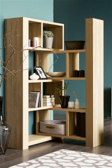 Madsen Corner Extending Shelf