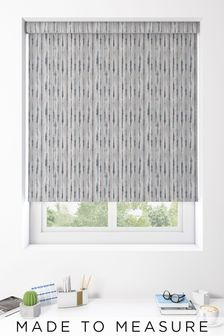 Murphy Danube Blue Made To Measure Roller Blind