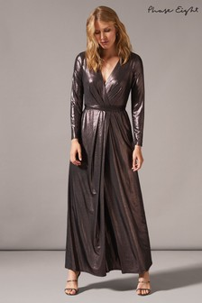 Phase Eight Joanne Wrap Maxi Dress