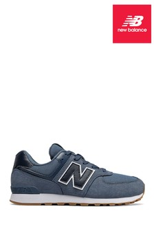 New Balance Premium 574 Youth Trainers