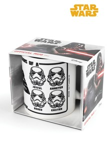 White Star Wars™ Stormtroopers Mug