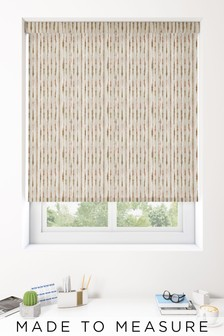 Murphy Rust Orange Made To Measure Roller Blind