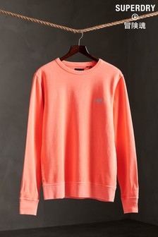 Superdry Orange Label Pastelline Crew Sweatshirt