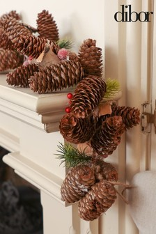 Frosted Berries Garland by Dibor