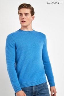 GANT Shetland Crew Neck Sweater