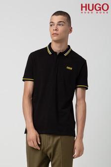 HUGO Black Daruso Poloshirt