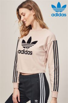 adidas Originals Ash Pearl Sweat Top