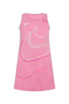 Nike Girls Pink Dress