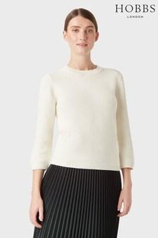 Hobbs Cream Jade Sweater