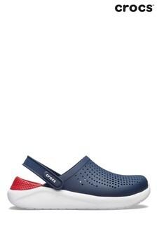 Crocs™ Blue Literide Clog Slip-Ons