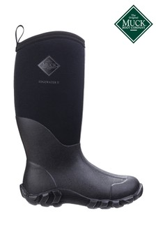 Muck Boots Black Edgewater II Multi Purpose Boots