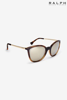 Ralph by Ralph Lauren Dark Havana Sunglasses