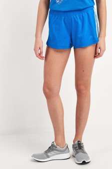 adidas Blue Pacer Woven Shorts