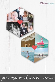 Personalised Photo Upload Coaster by Loveabode