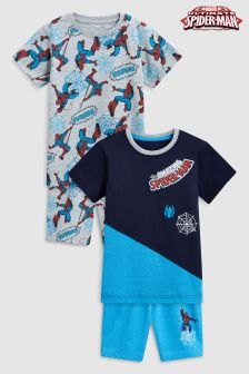 Spider-Man™ Pyjamas Two Pack (12mths-7yrs)