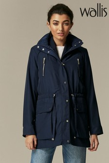 Wallis Navy Lightweight Jacket
