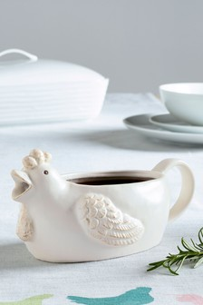 Chicken Gravy Boat