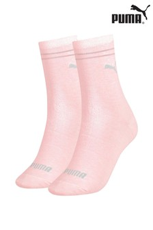 Puma Womens 2 Pack Sock