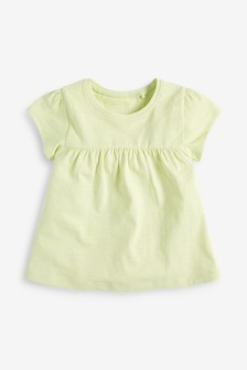 GOTS Organic Cotton T-Shirt (3mths-7yrs)