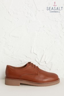Seasalt Brown Eddystone Shoes