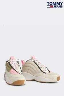 Tommy Jeans The Skew Klassische Chunky-Sneaker
