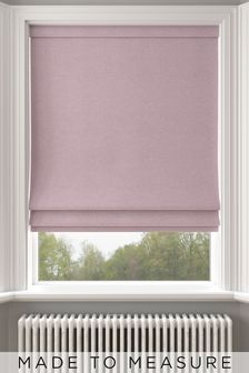 Soho Orchid Purple Made To Measure Roman Blind
